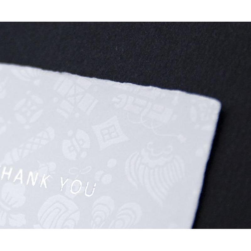【S-016】サンキューカード 〜宝尽くし〜
