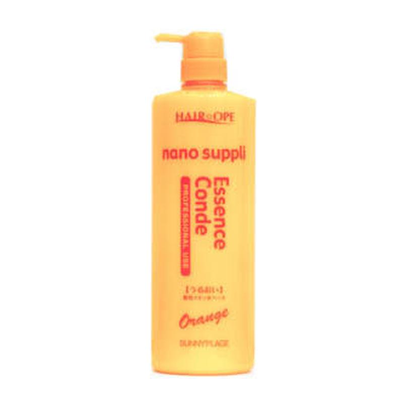 ナノサプリ クレンジングシャンプー【オレンジの香り】1000g