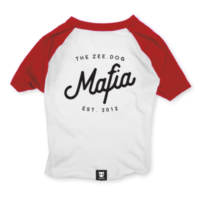 ZEE.DOG T-SHIRT  SMALL (S)