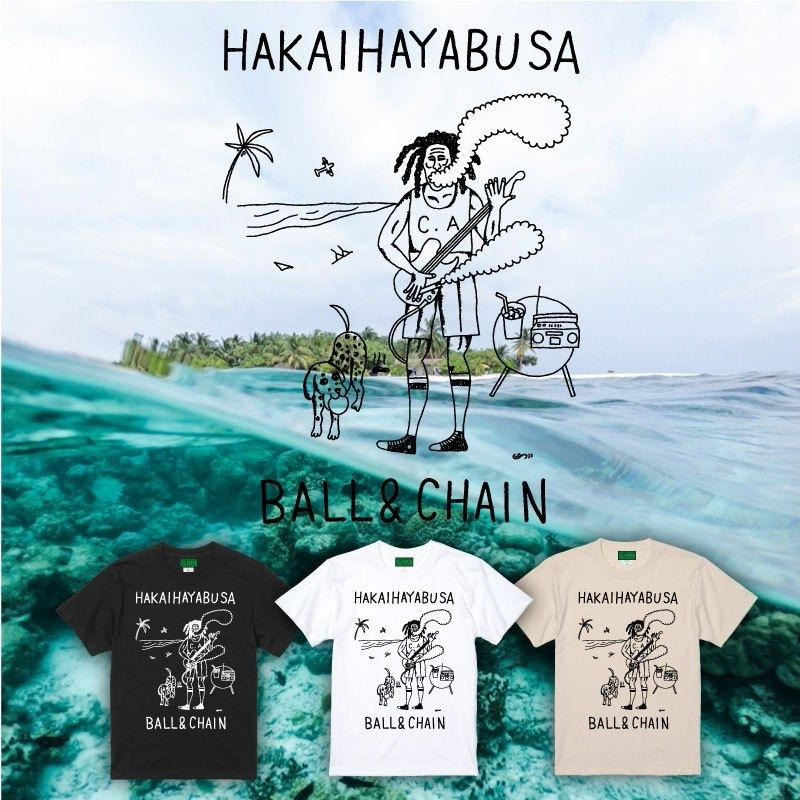 HH / BALL&CHAIN SPECIAL COLLABO TEE