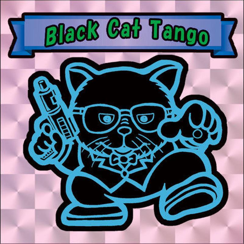 【海外版】キャッツオブサードストリート「black cat tango」(桃プリズム)