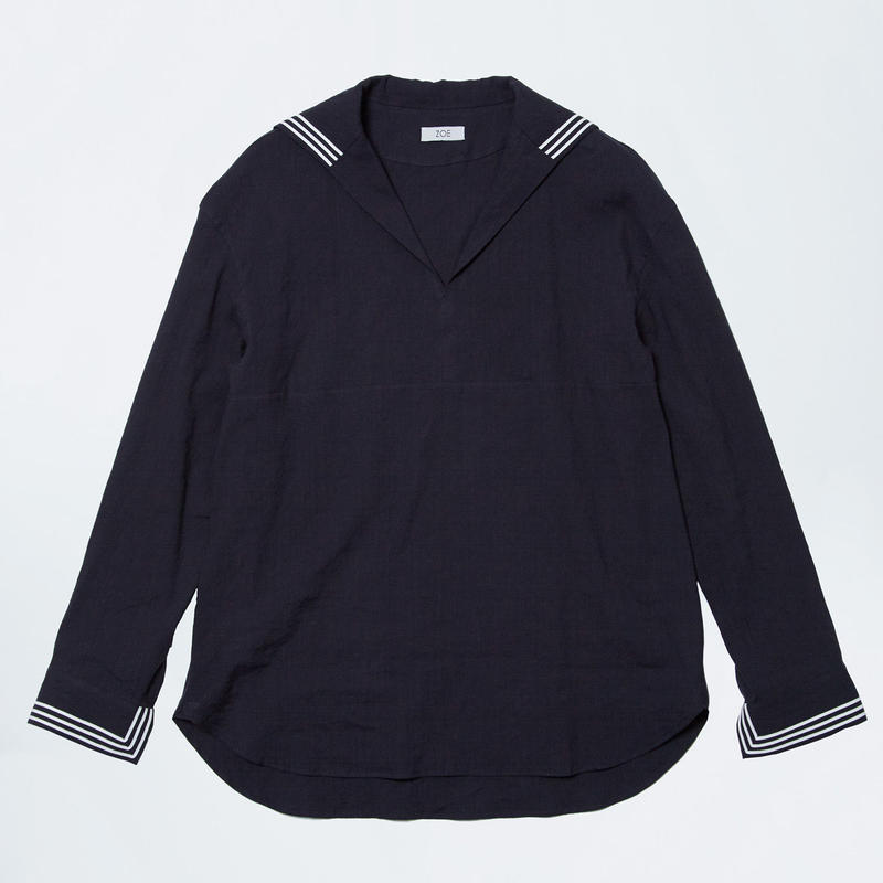 mens sailor shirts navy