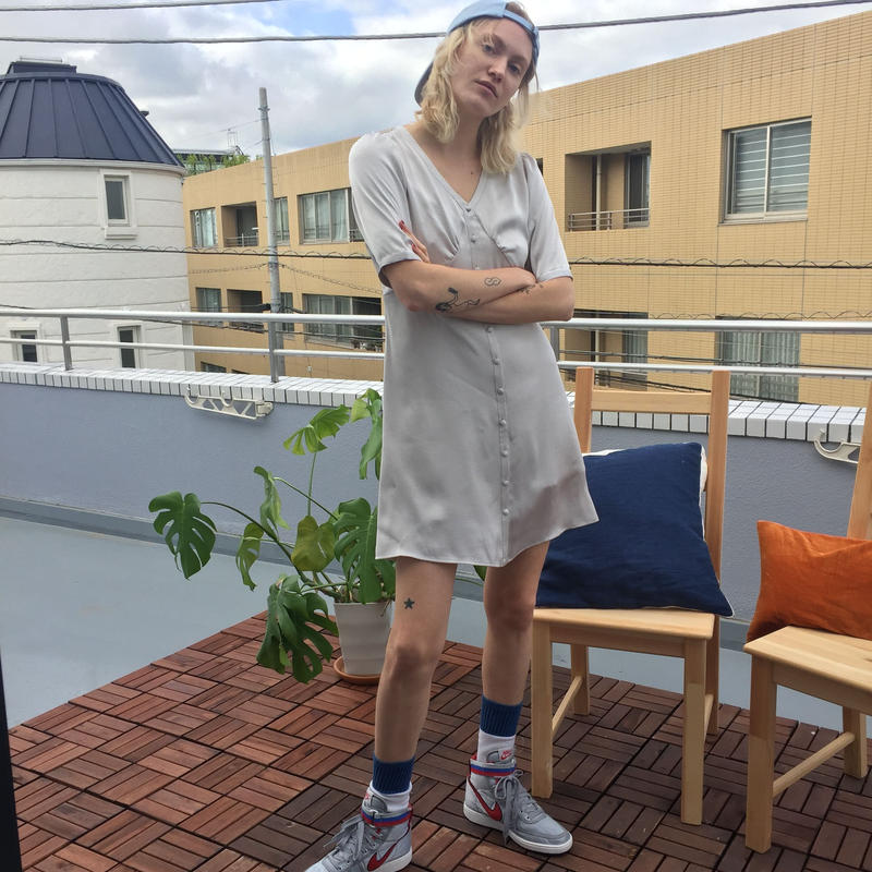 ZOE × CANNABIS LADIES Limited One-piece