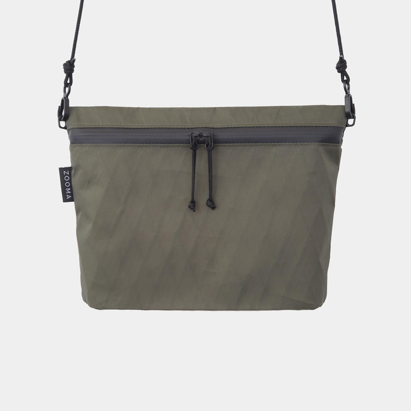 Hiking sacoche - X-Pac Olive