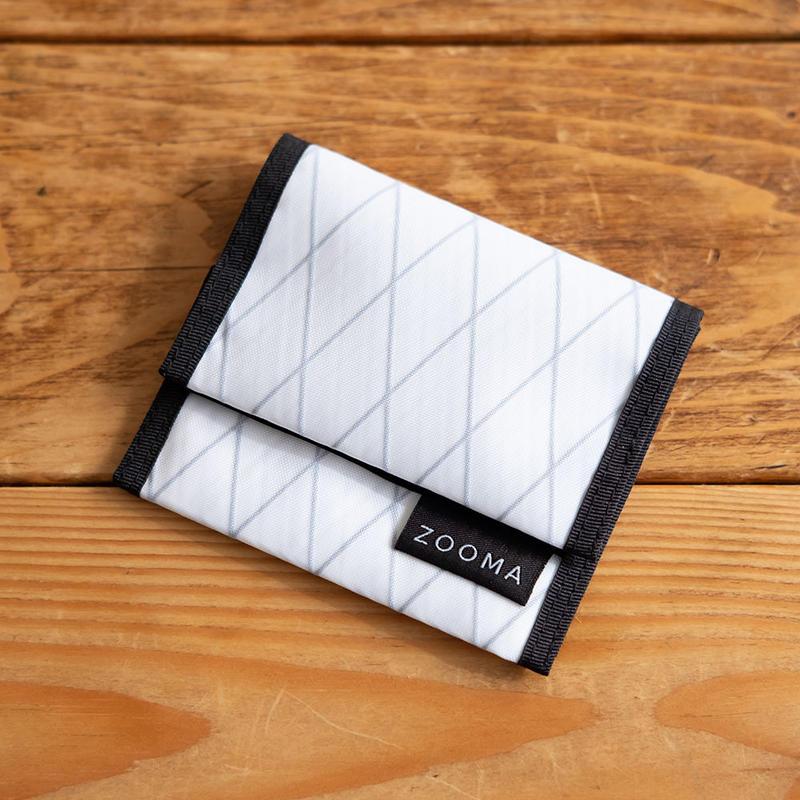 Minimal wallet - X-Pac White
