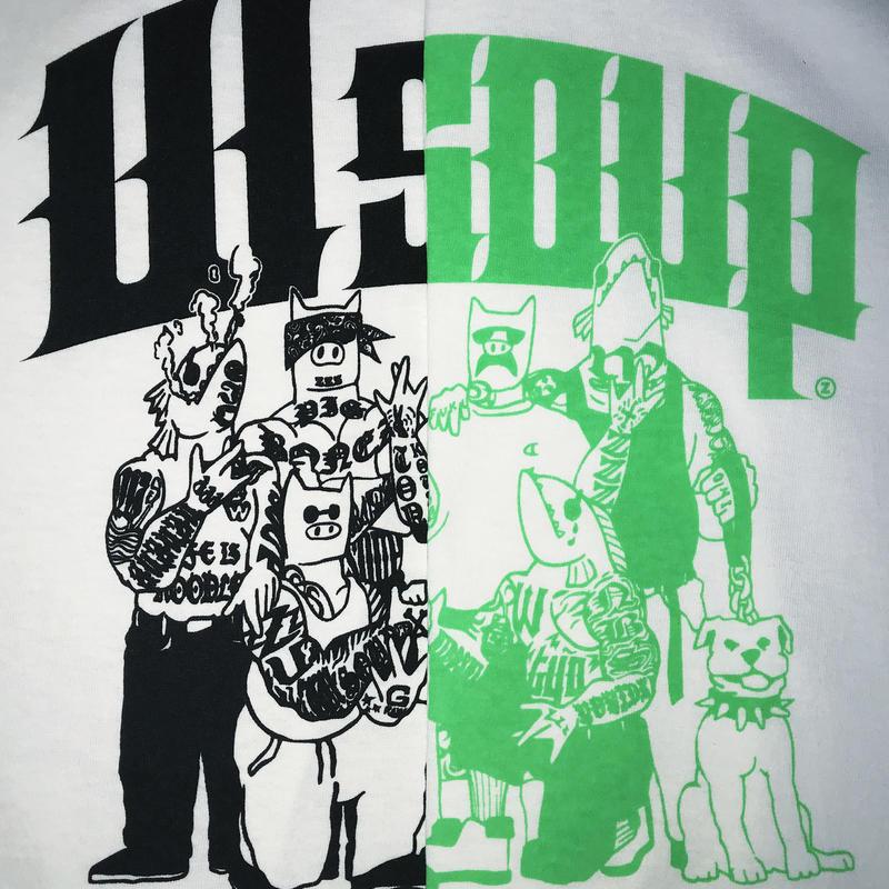 Wsoup S/S TEE