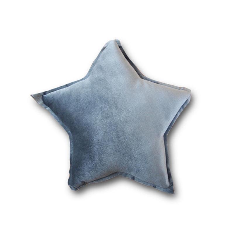 Numero74 ヌメロ74  tar cushion velour スタークッション S ベロア loe blue