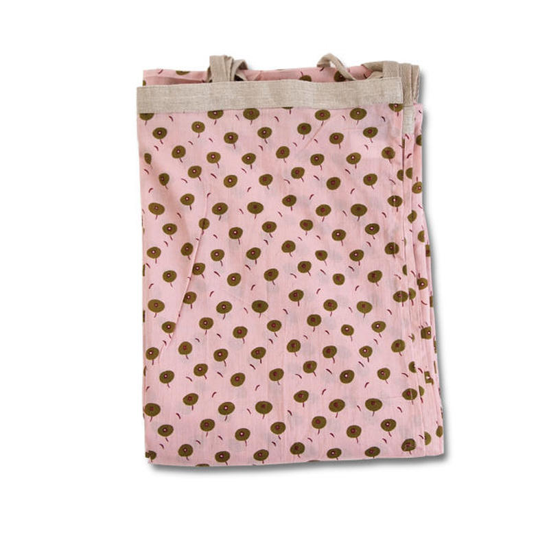 en fil d'Indienne オンフィルダンディエンヌ カーテン Popy pink 100x280