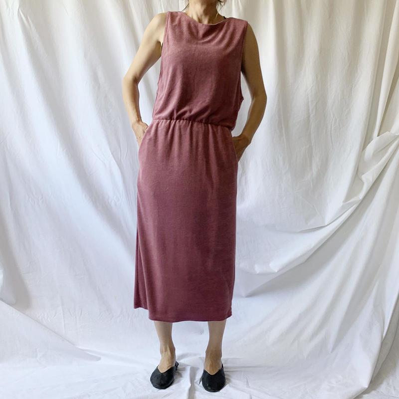 Manic Monday・Pile Dress(9S63013U)