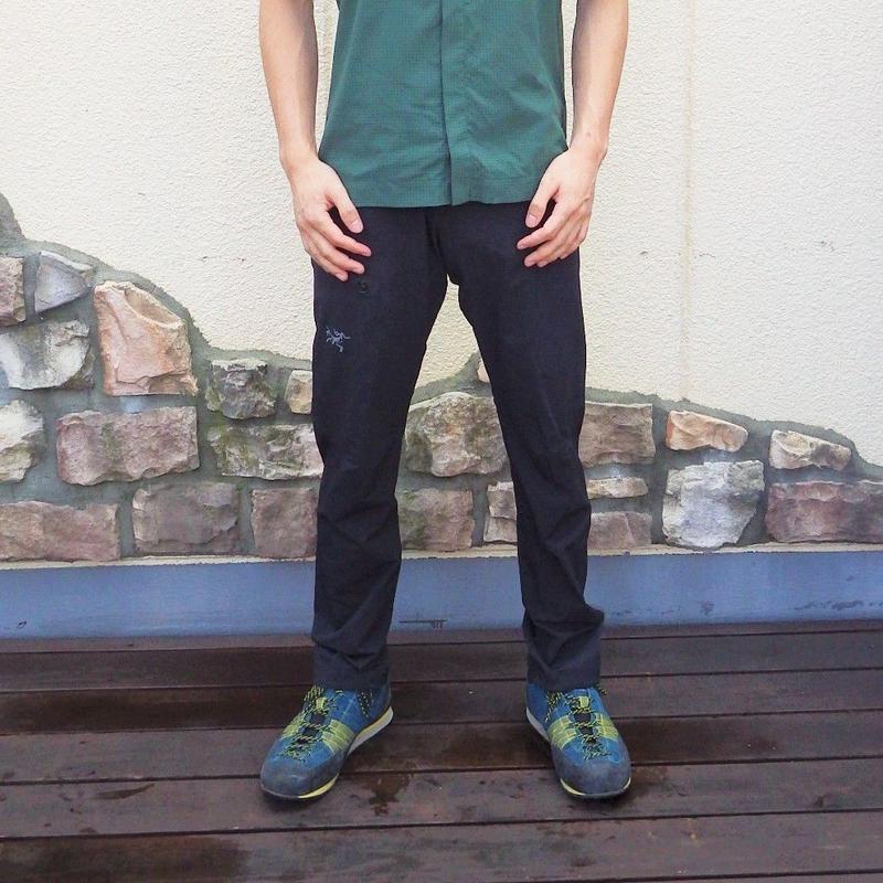 ARC'TERYX[アークテリクス] Gamma LT Pants  Men's(ガンマLTパンツメンズ)