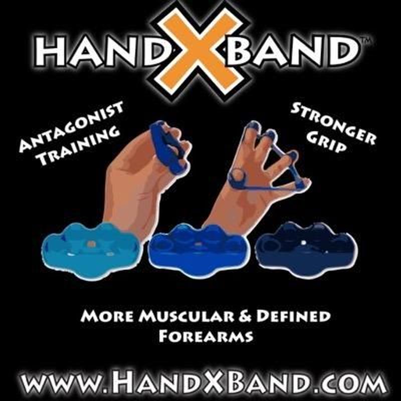 HAND X BAND(ハンドエックスバンド)