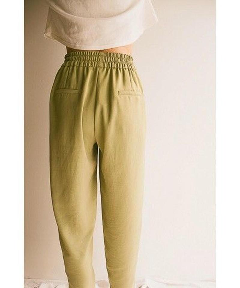 <再入荷>Easy color pants