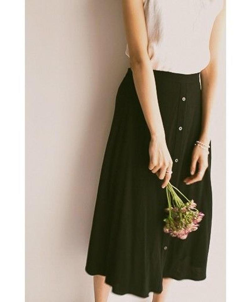 <再入荷> rinen long skirt