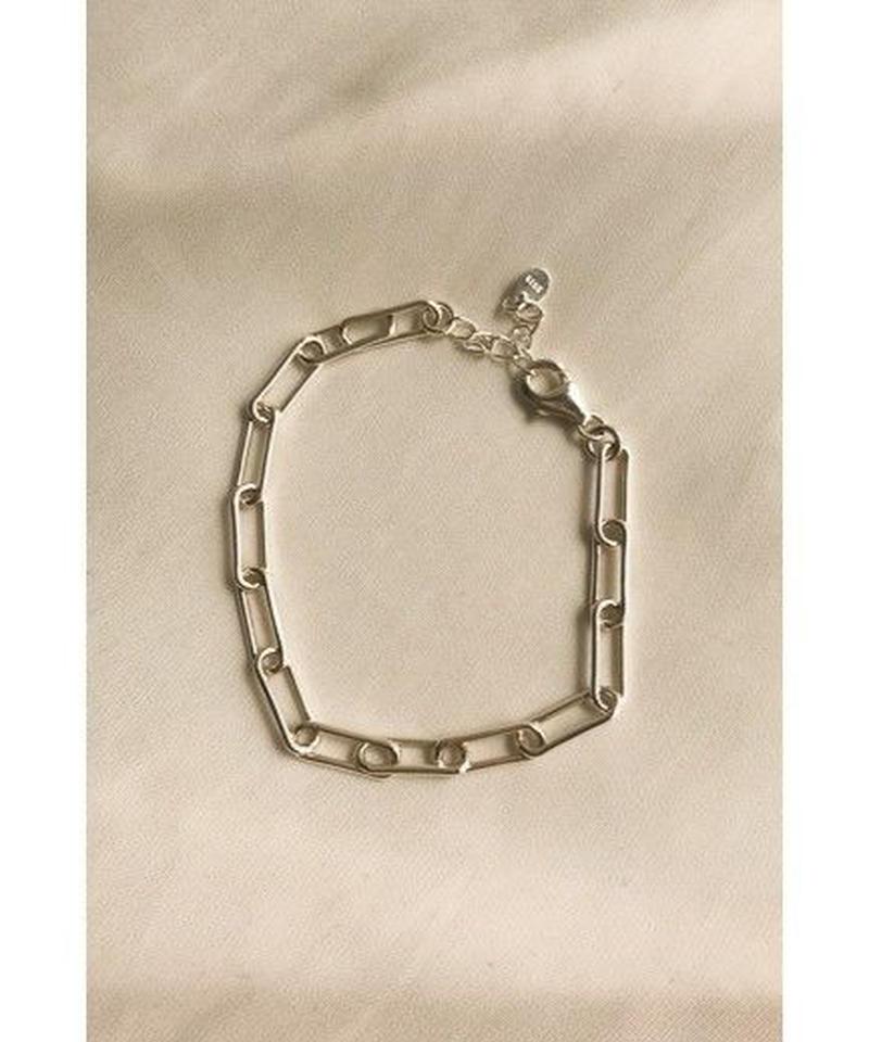 <再入荷> silver925 chain bracelet