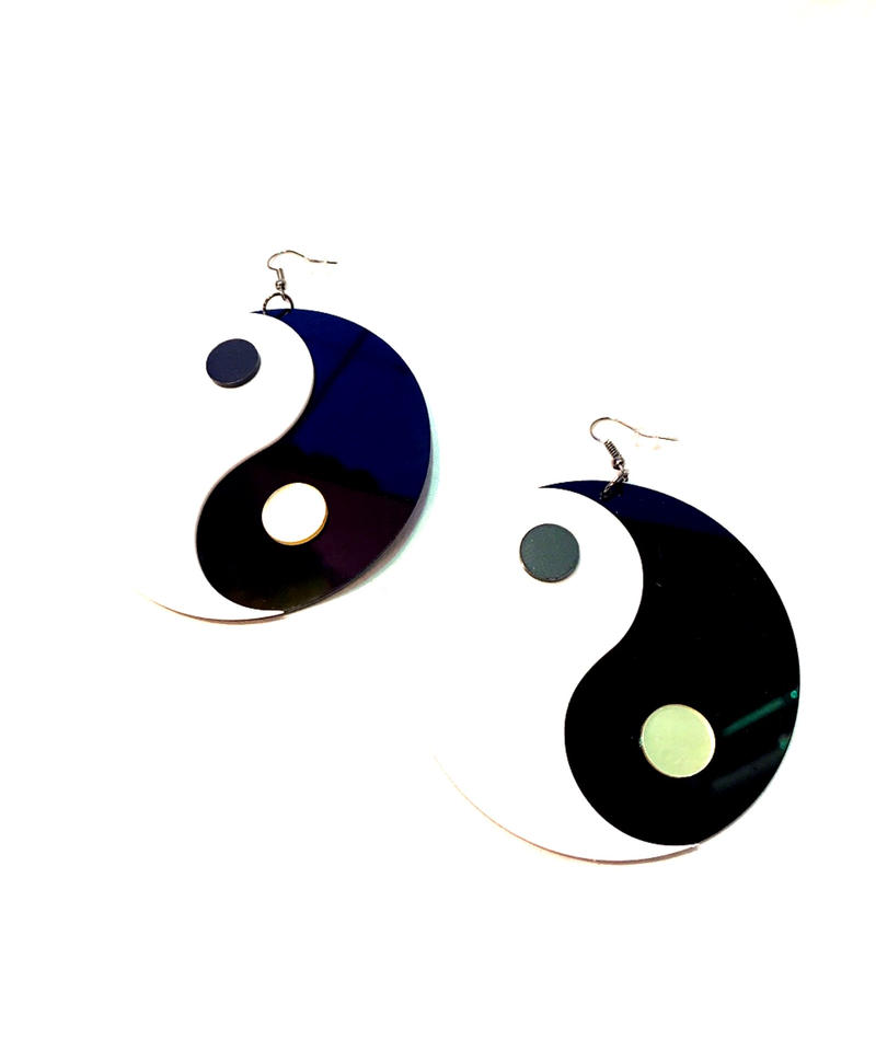 【Selected item】Yin yang Pierce / 陰陽ピアス