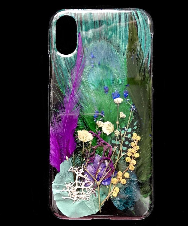 【FUTURE】Nature Mobile Phone Case <i Phone X / Xs> FTR-X-15