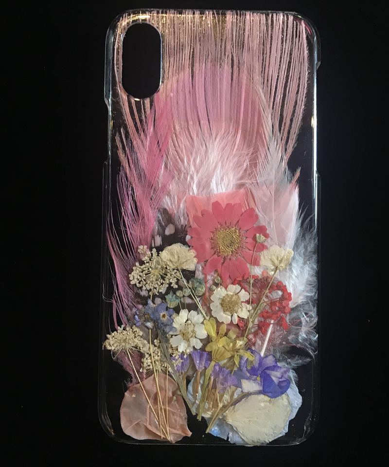 【FUTURE】Nature Mobile Phone Case <i Phone X>FTR-X-05