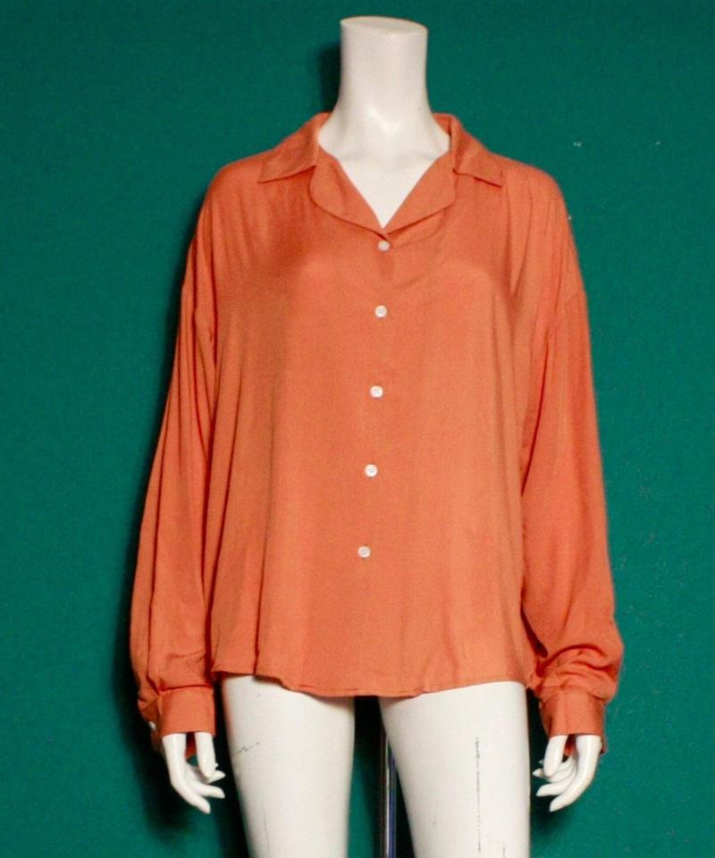 【migration】Color shirt / mg-71 / カラーシャツ