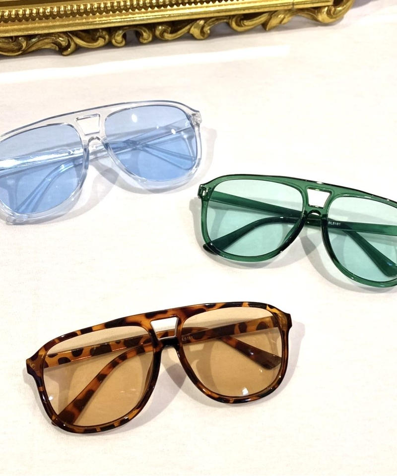 【Selected Item】Teardrop sunglasses / ティアドロップサングラス / mg-272