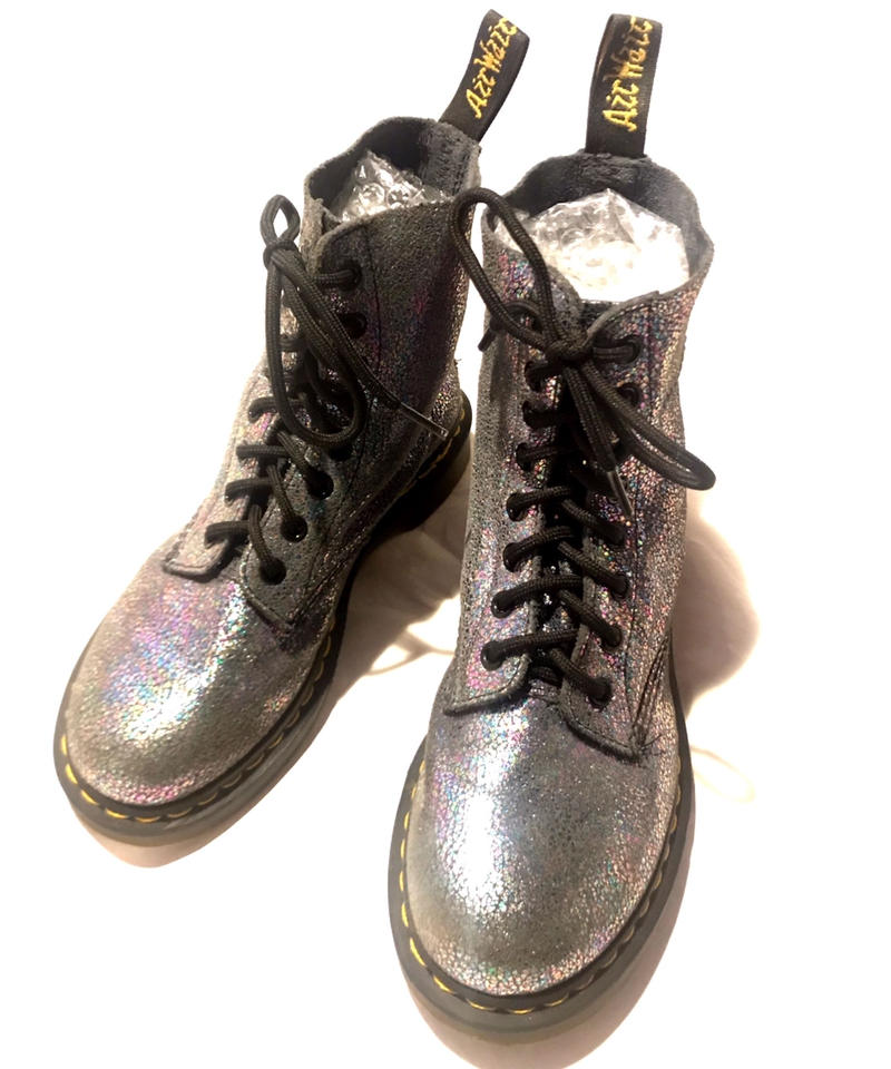 【Used】Dr.Martin glitter boots / ドクターマーチン グリッターブーツ