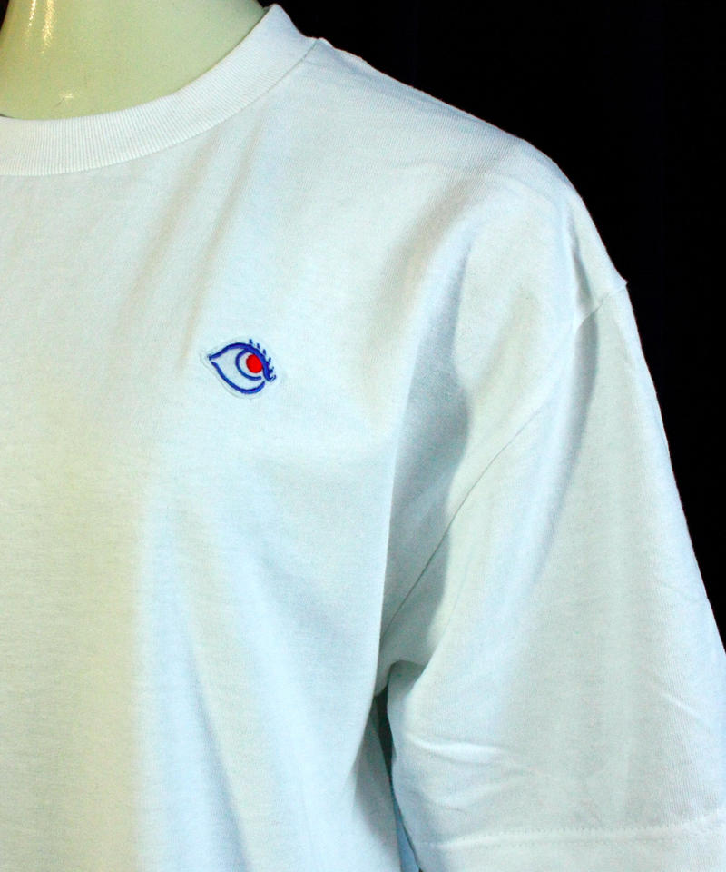 【bed】Original Logo T Shirt / white