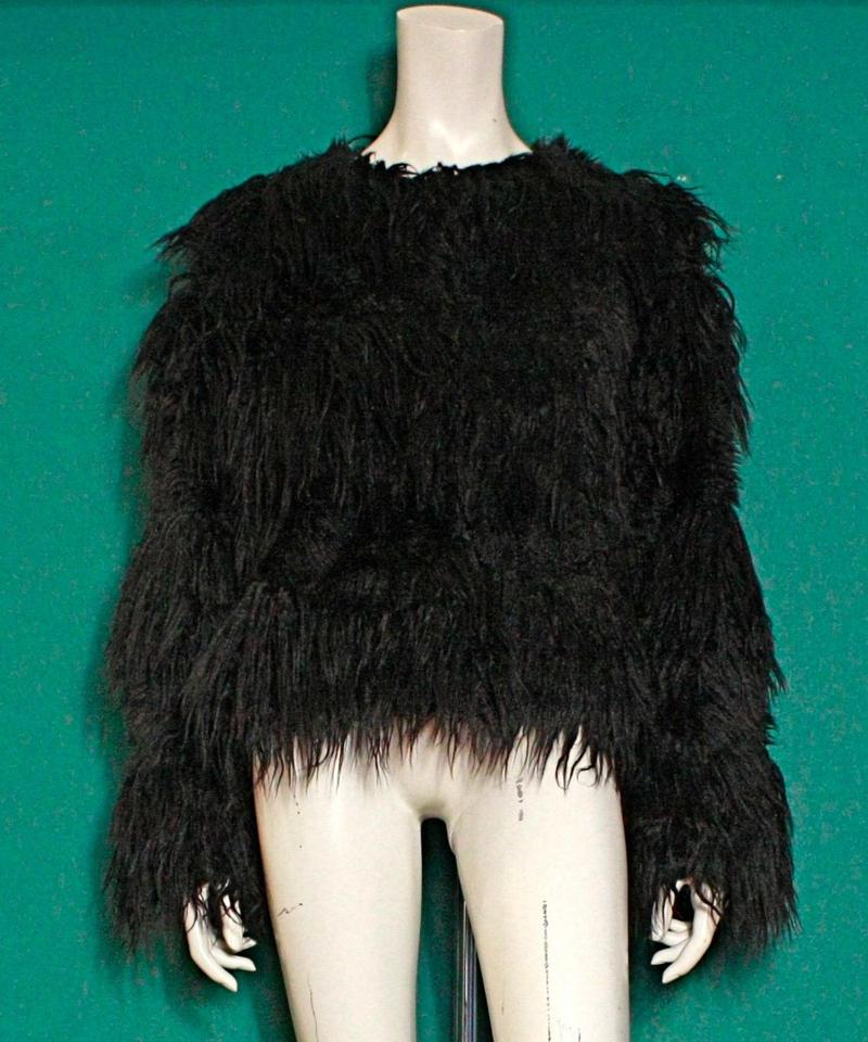 【migration】Fake fur jacket / フェイクファージャケット