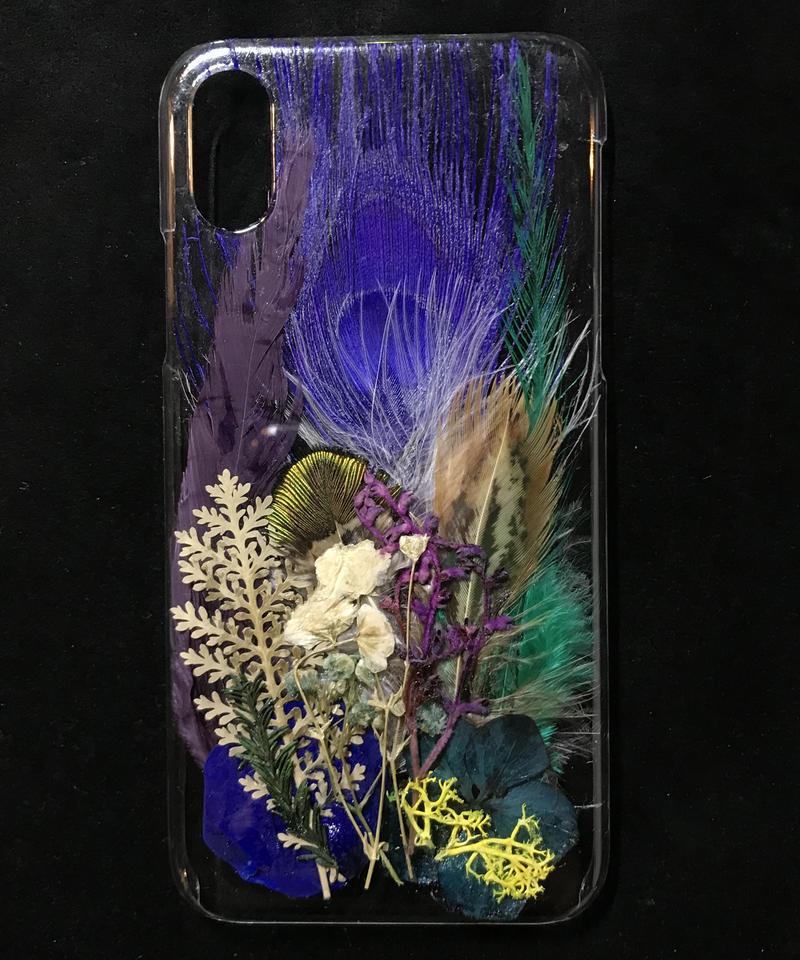 【FUTURE】Nature Mobile Phone Case <i Phone X>FTR-X-06