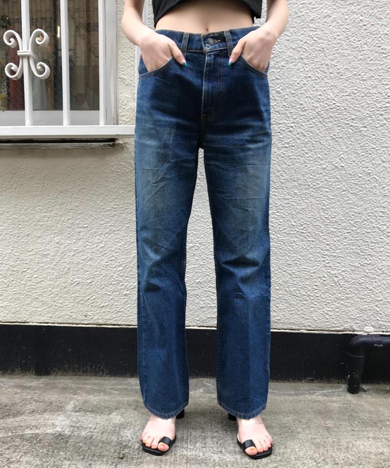 【Used】Levi's straight denim pants/ストレートデニムパンツ