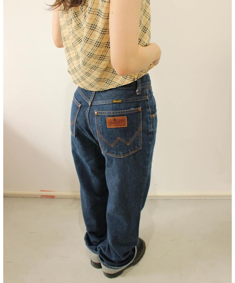 【Wrangler】flare jeans