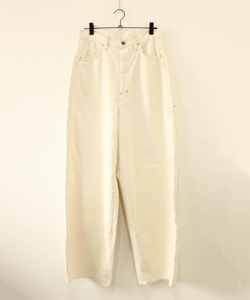 【wrangler】wide painter pants