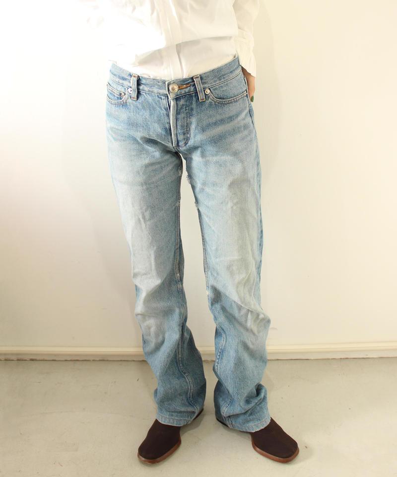 【A.P.C.】jeans