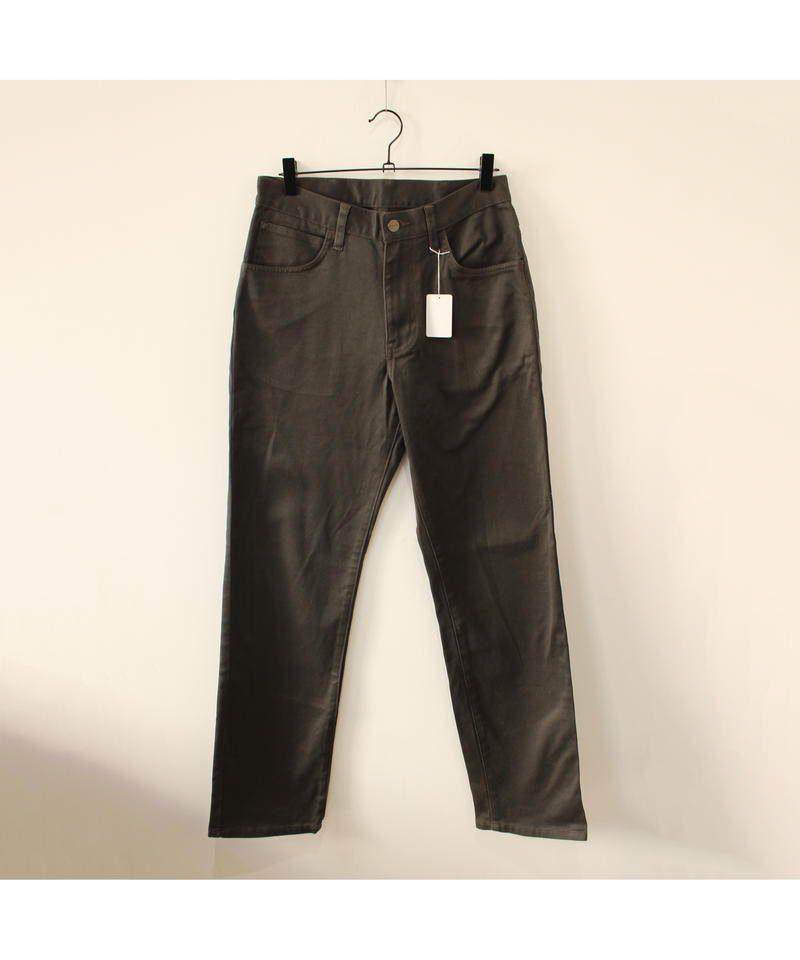 【wrangler】dark  grayge pants