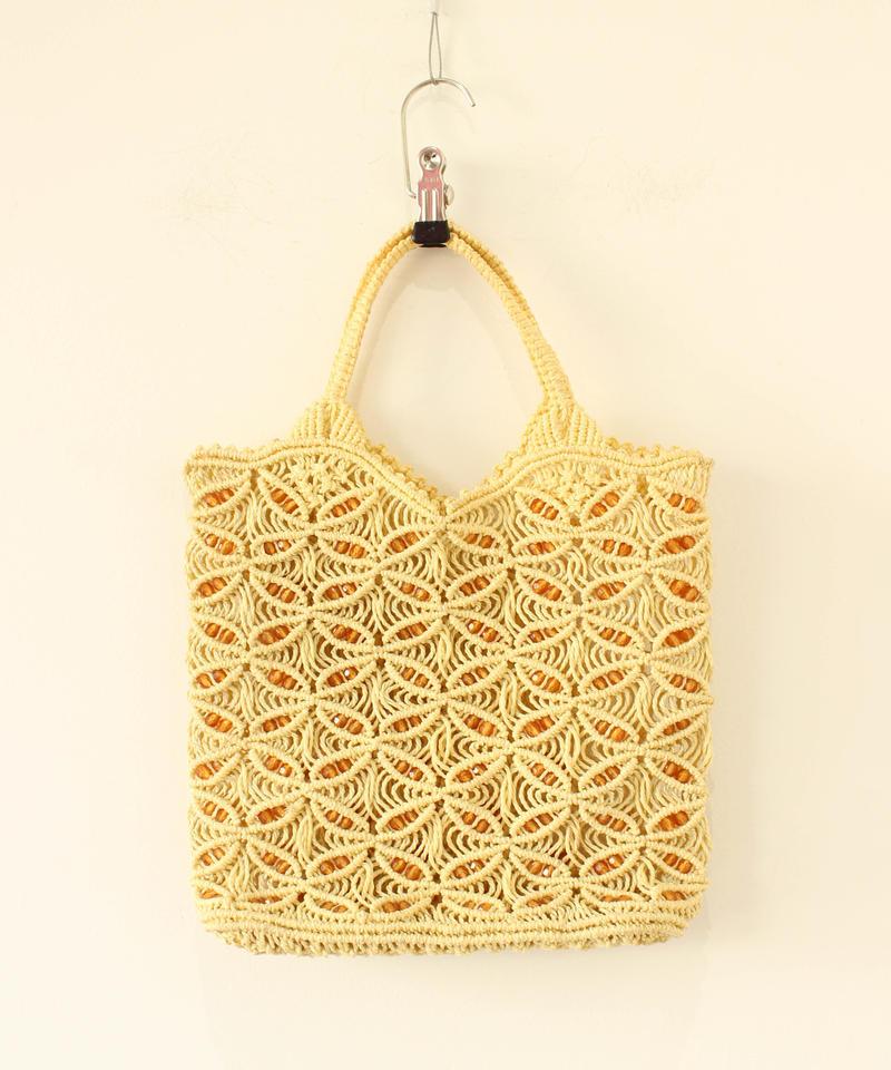 beads embroidery handbag