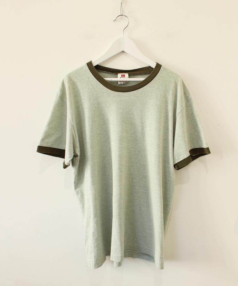 【hanes】green linger Tee