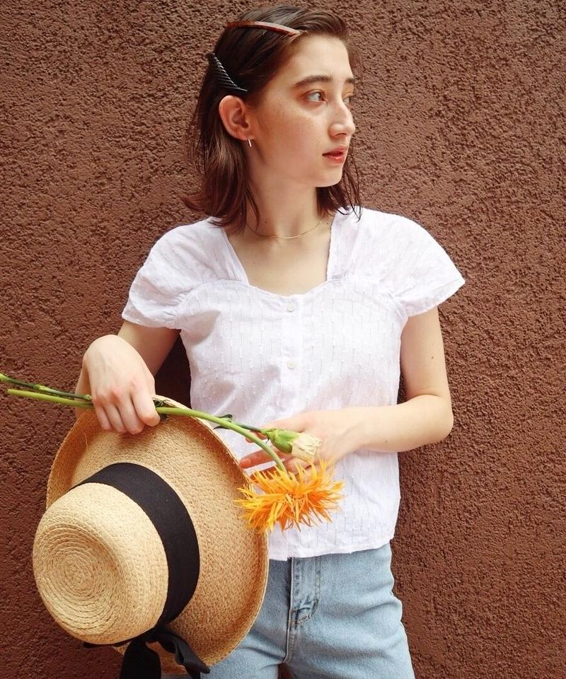 cotton paff blouse