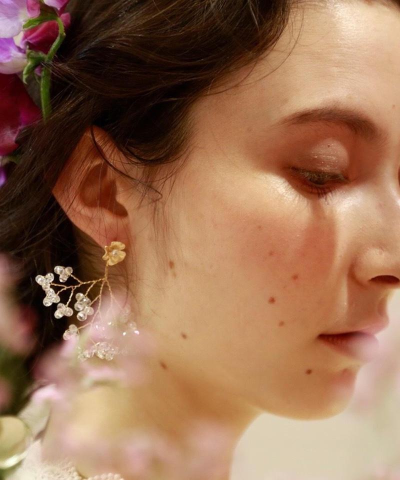 shower pierce/earring