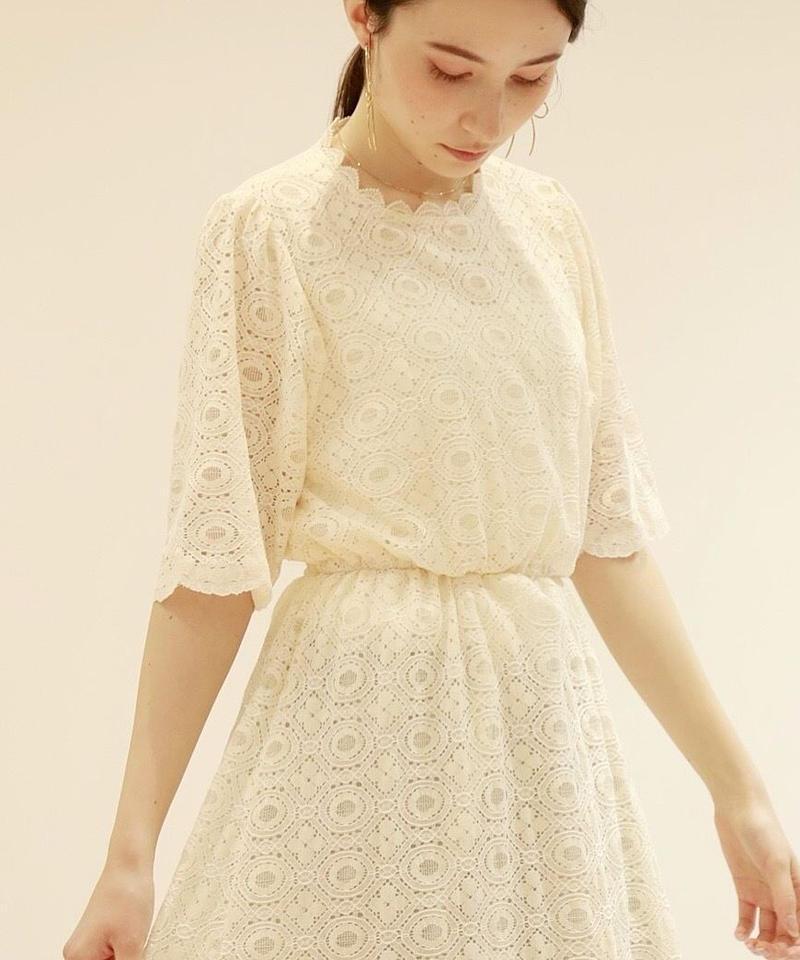 lis blanc  one-piece