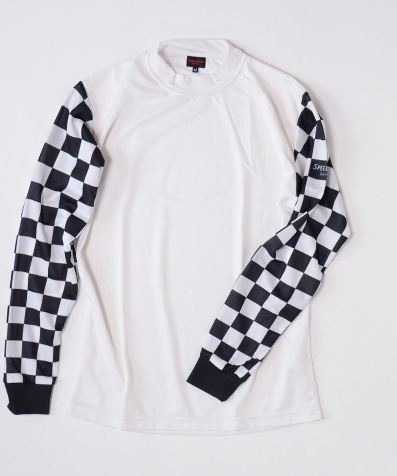 MX Jersey / Checker×White