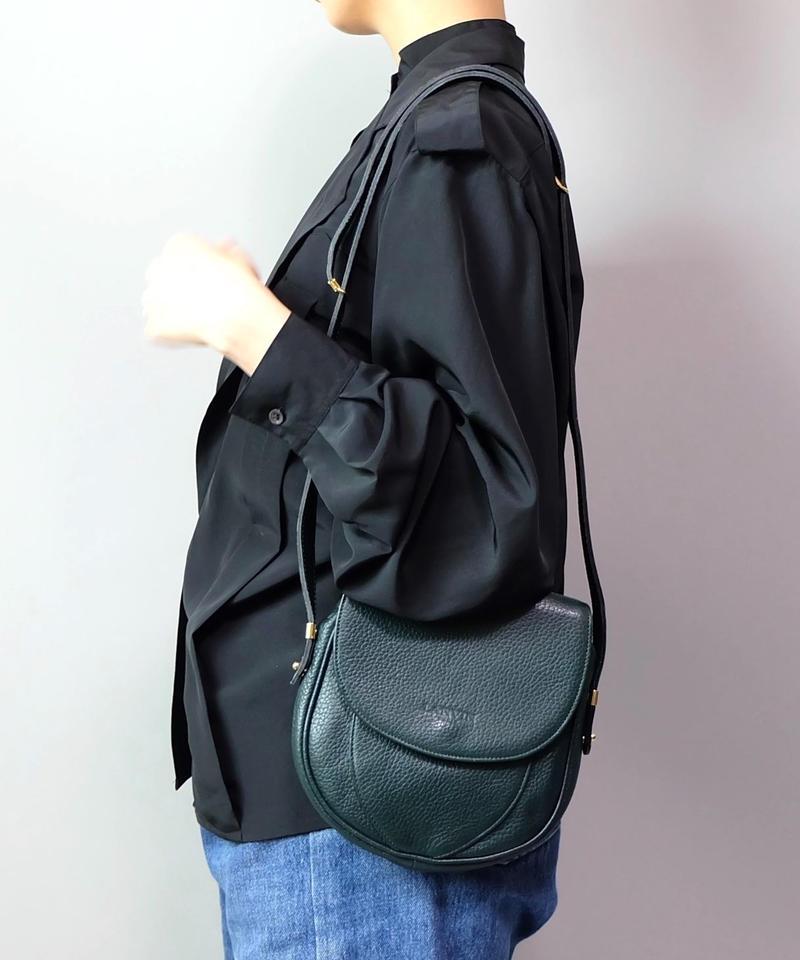 Vintage   LANVIN Leather Bag