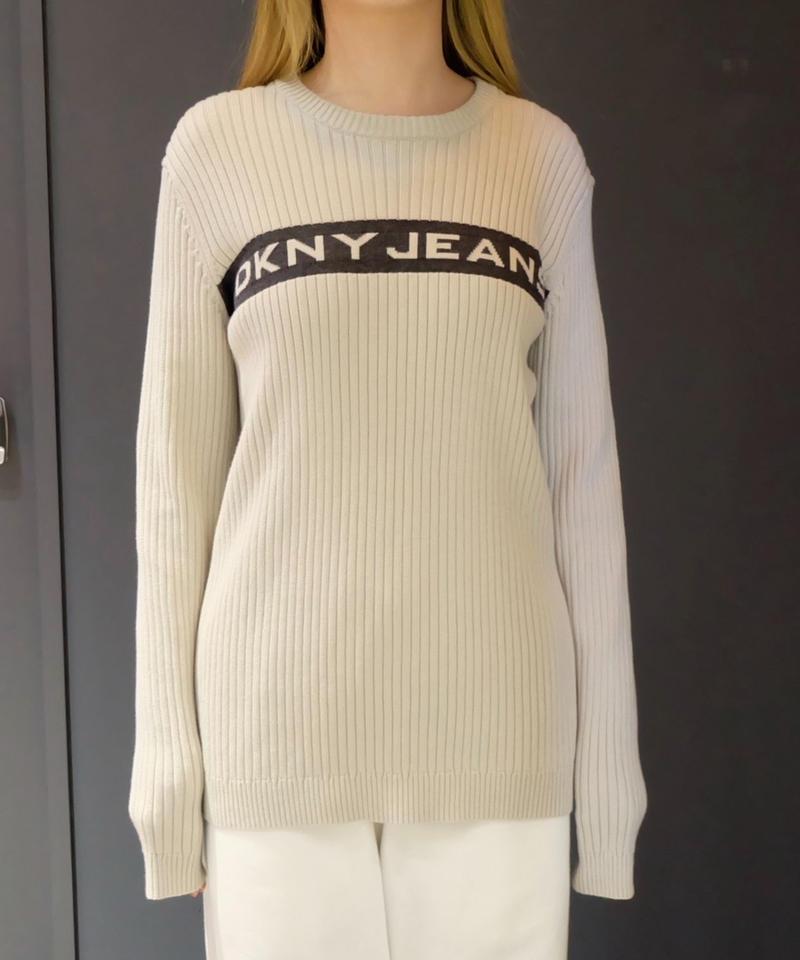 Vintage   DKNY Rib Knit