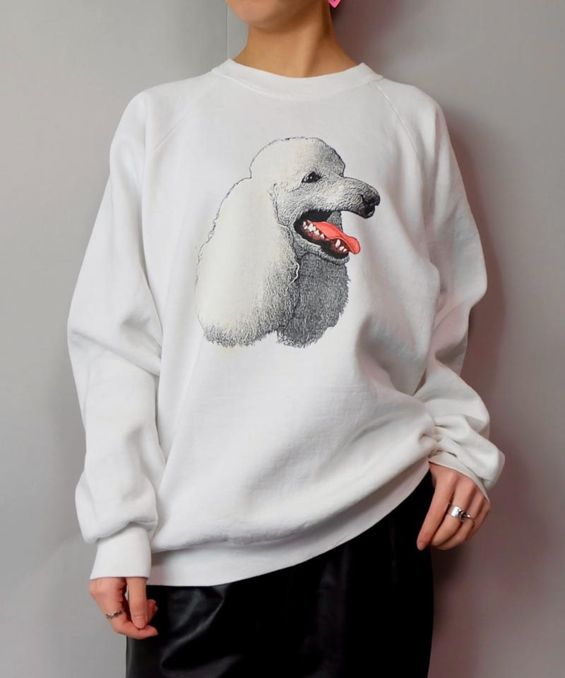 Vintage   Poodol Sweat
