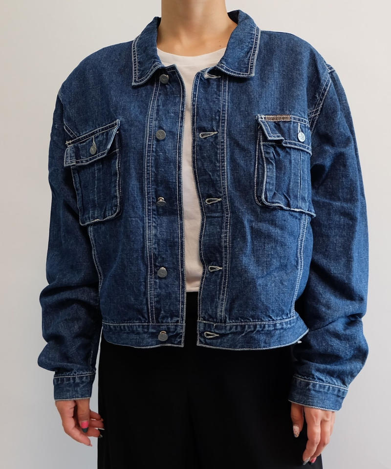 VINTAGE   calvinklein  DENIM JACKET