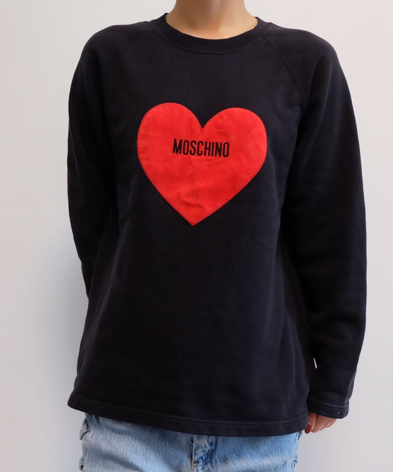 VINTAGE   MOSCHINO   SWEAT