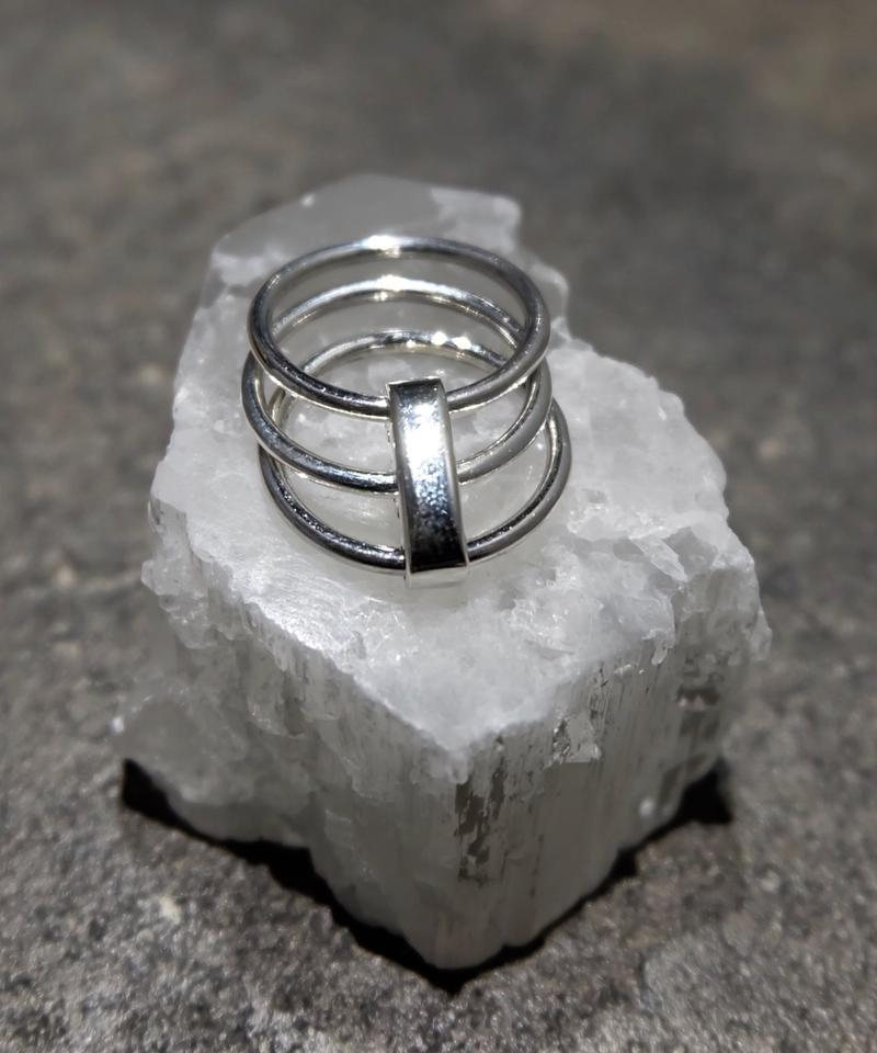 Silver Ring   24