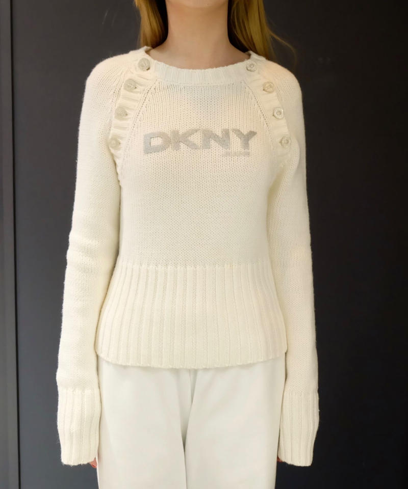 Vintage   DKNY Design Knit