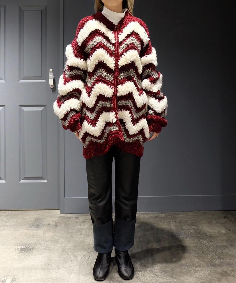 Vintage   Knit Design Jacket