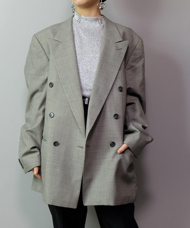 Vintage   Bigsize Tailored Jacket