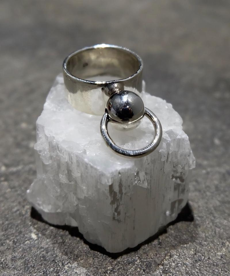 Silver Ring   38
