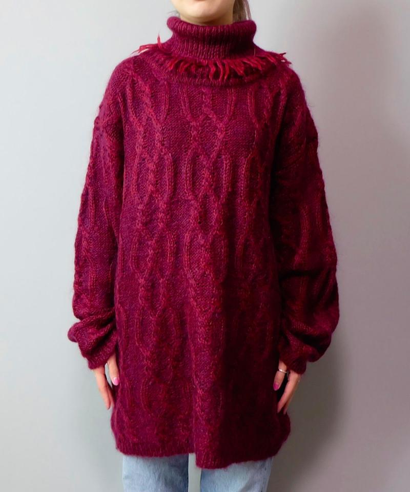 Vintage   Mohea Design Knit