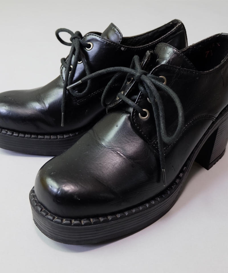 Vintage   Leather Shoes